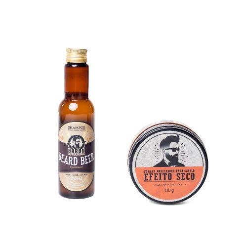 Kit Barba de Respeito Cervejeiro