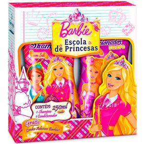 Kit Barbie Personagens Shampoo + Condicionador 250 Ml