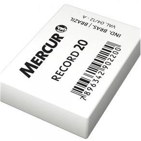 Kit Borracha Mercur N° 20 Caixa com 20 Unidades.