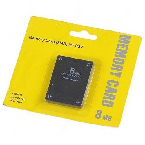 Tudo sobre 'Memory Card 16mb para Ps2'