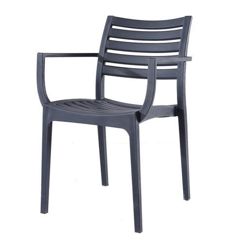 Kit 3 Cadeiras Macela com Braço