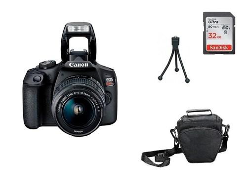 Kit Câmera Canon T7 - 18-55Mm