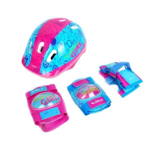 Kit Capacete Radical Girls ES105-Multilaser