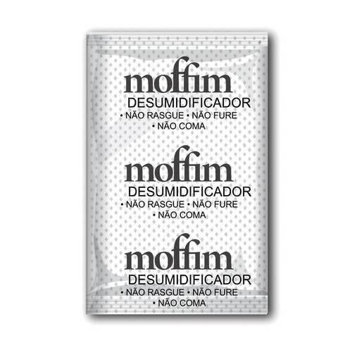 Kit com 10 Desumidificador Antimofo Moffim 110g