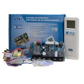 Tudo sobre 'Kit Controle Remoto com Placa Universal Ar Condicionado Split Hi Wall'