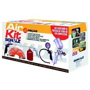 Kit de Acessórios para Ar Comprimido - Schulz