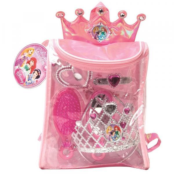 Kit de Acessórios Princesas 8 Peças Br625 Multikids