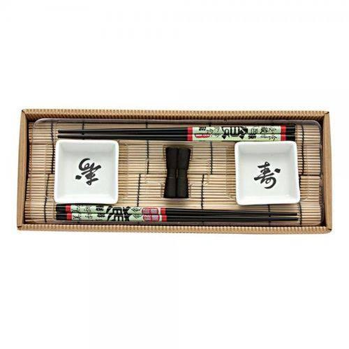 Kit de Comida Japonesa 8 Peças