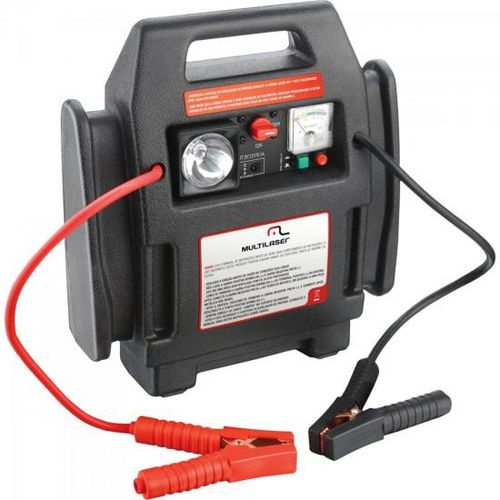 Kit de Emergência Automotiva 4 em 1 Au602 Multilaser