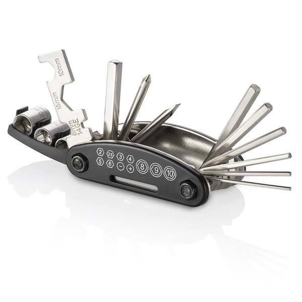 Kit de Ferramentas Canivete Atrio BI032