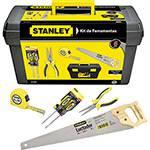 Tudo sobre 'Kit de Ferramentas Manuais 6 Peças Stanley'