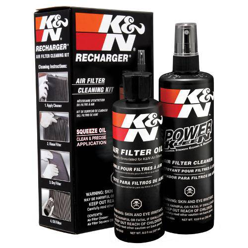 Tudo sobre 'Kit de Limpeza de Filtros de Ar Kn Kn 99-5050'