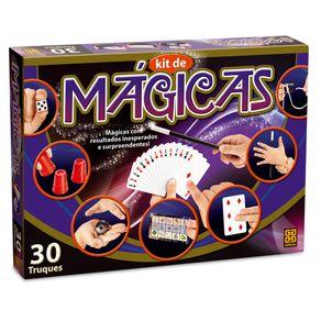 Tudo sobre 'Kit de Mágicas'