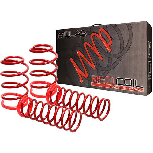 Tudo sobre 'Kit de Molas Esportivas Red Coil GM Ágile'