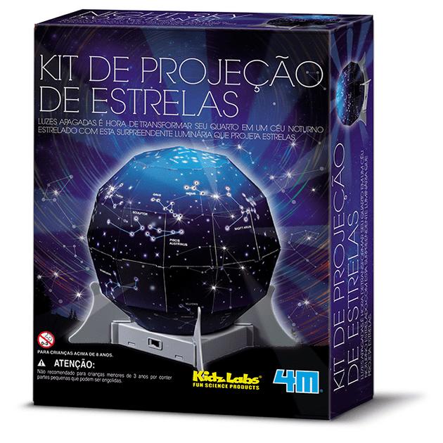 Tudo sobre 'Kit de Projeção de Estrelas'