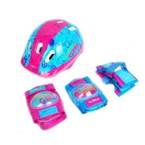 Kit de Proteção Infantil Atrio Feminino Multilaser