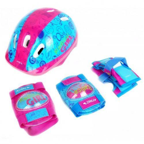 Kit de Proteção Infantil Feminino - Atrio ES105