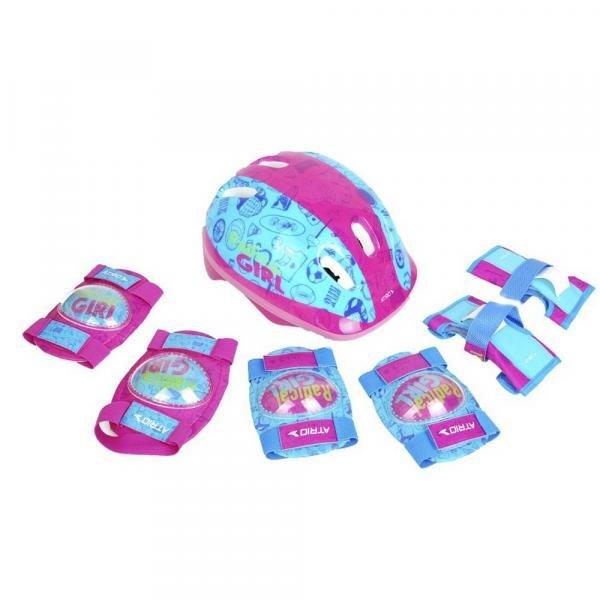 Kit de Protecao Infantil Feminino Átrio ES105