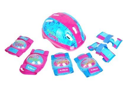 Kit de Proteção Infantil Esportes Feminino - ATRIO - ES105