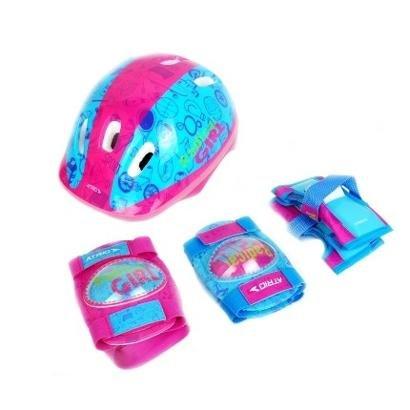 Kit de Proteção Infantil Feminino - Atrio