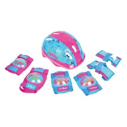 Kit de Proteção Infantil Feminino Es105