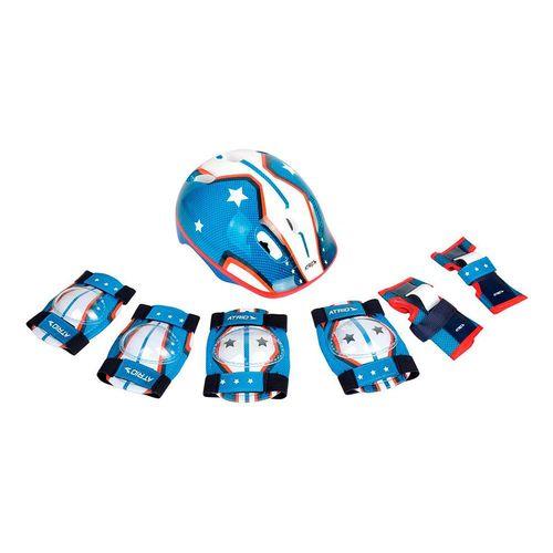 Kit de Proteção Infantil Masculino Atrio Es104