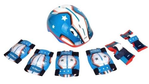 Kit de Proteção Infantil Masculino Átrio Sports