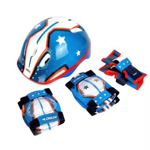 Kit de Proteção Infantil Masculino Es104 - Atrio - Multilaser