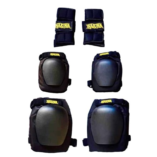 Kit de Proteção Narina Skate Juvenil