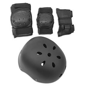 Kit de Proteção Preto Fênix