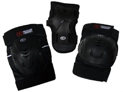 Kit de Proteção Traxart - Preto / DR 029