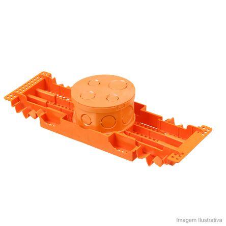 Kit de Suporte para Caixa Octognal 4x4 Tigre