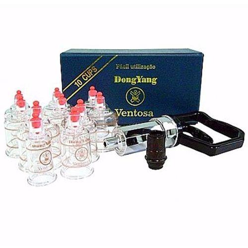 Tudo sobre 'Kit de Ventosa 10 Copos Dong Yang'