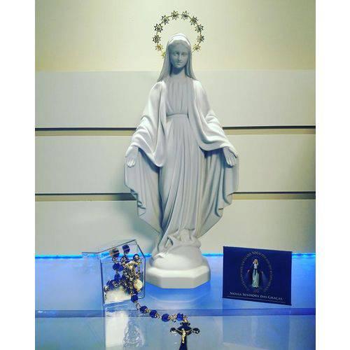 Tudo sobre 'Kit Devoção Produtos Nossa Senhora das Gracas'