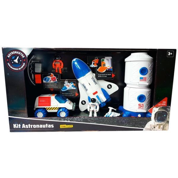 Kit Espacial Astronautas 84510 Fun Divirta-se