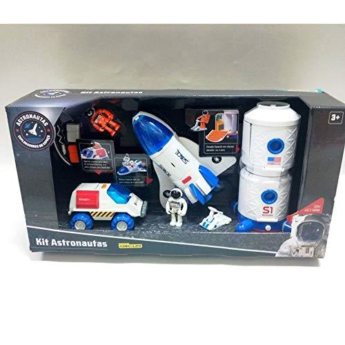 Kit Espacial - Linha Astronautas - Brinquedos Chocolate