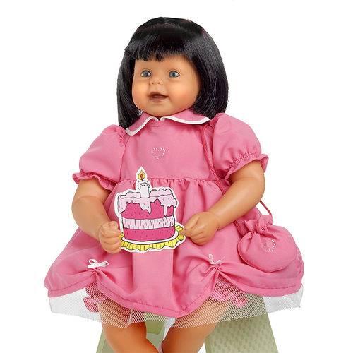 Tudo sobre 'Kit Feliz Aniversário para Bonecas TAM G - Laço de Fita'