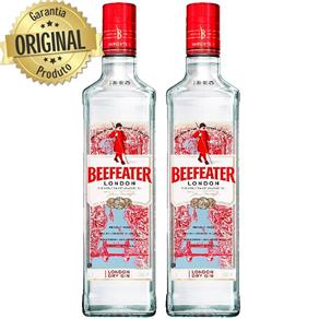 Kit 2 Gin Beefeater 750ML