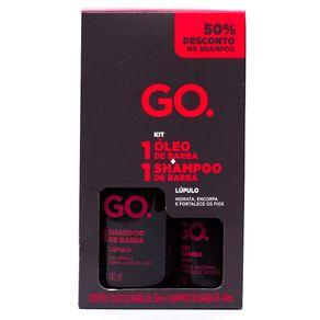 Kit GO Lúpulo (2 Produtos) Conjunto