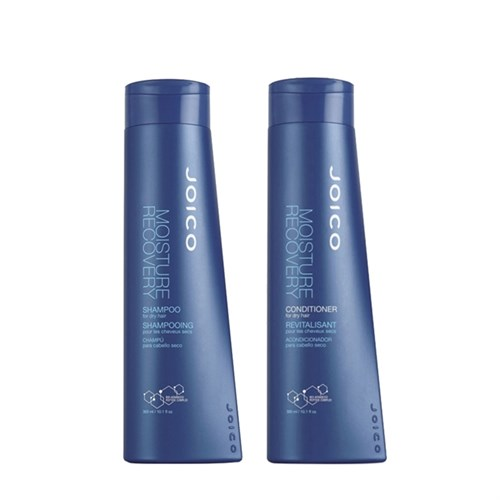 Kit Joico Moisture Recovery Shampoo 300ml + Condicionador 300ml