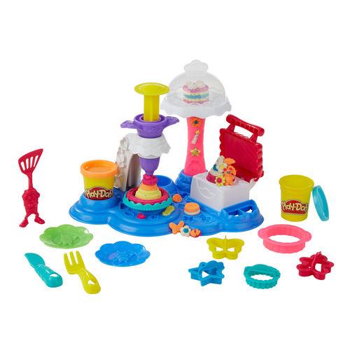 Conjunto Play-doh - Festa de Bolos - Hasbro
