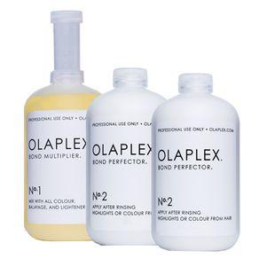 Kit Olaplex Salon Intro (3 Produtos) Conjunto
