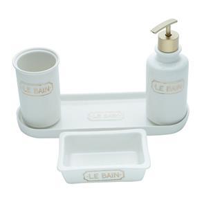 Kit para Banheiro 4 Peças