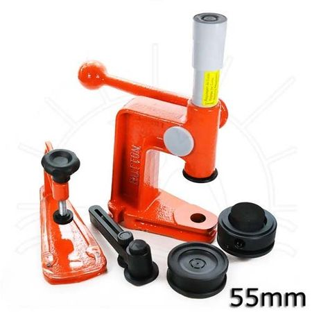 Kit para Fabricação de Buttons Cardenas - 55mm