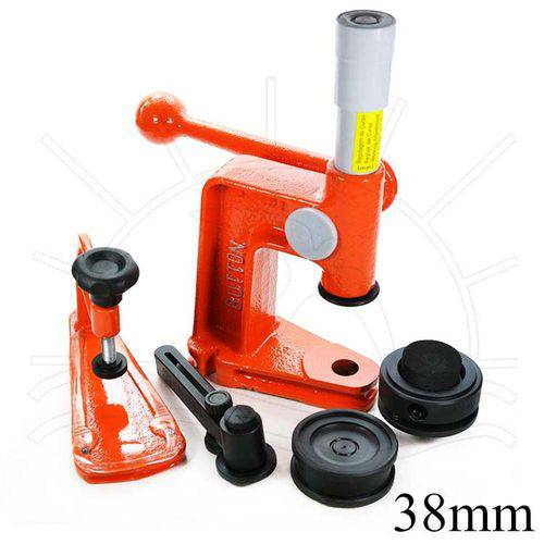 Kit para Fabricação de Buttons Cardenas - 38mm