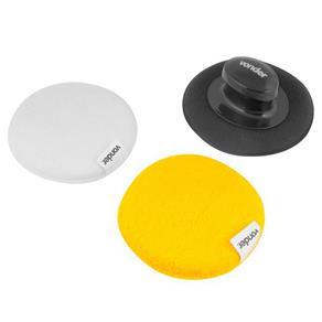 Kit para Polimento com 4 Peças-VONDER-6364125002