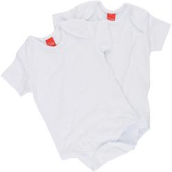 Kit 2 Peças Get Baby Stica Stica Liso Branco