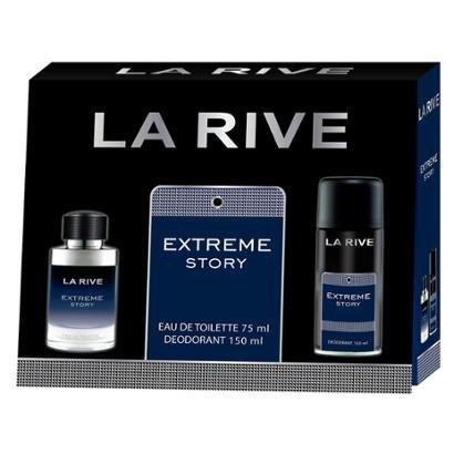 Kit Perfume Masculino 1 Extreme Eau de Toilette 75ml + 1 Desodorante 150ml