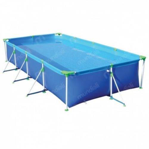 Tudo sobre 'Kit Piscina 6200 Litros Premium (capa+forro+piscina) Mor'