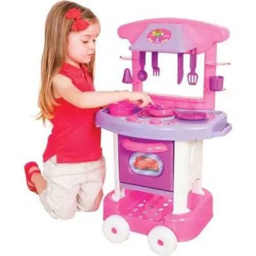 Tudo sobre 'Kit Play Time Cozinha - 2008'